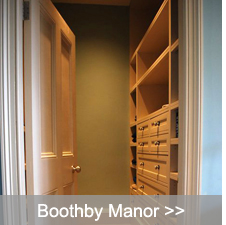 Work from Boothby Manor